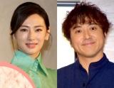 (左から)北川景子、ムロツヨシ (C)ORICON NewS inc.