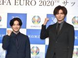 Hey! Say! JUMP(左から)知念侑李、薮宏太 (C)ORICON NewS inc.