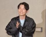 結婚祝福に笑顔を見せた星野源(C)ORICON NewS inc.