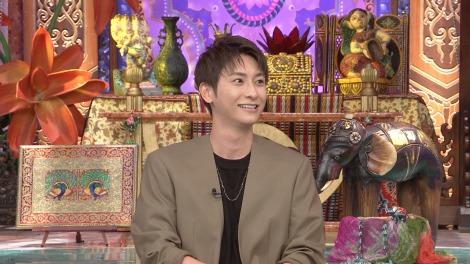 26日放送『今夜くらべてみました』に出演するAAA・與真司郎 (C)日本テレビ