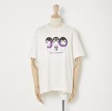 「JANTJE_ONTEMBAAR」×「アナ スイ」Tシャツ