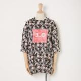 「JANTJE_ONTEMBAAR」×「アナ スイ」Tシャツ(サクラ)