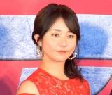 映画『ザ・ファブル 殺さない殺し屋』公開直前プレミアイベントに登壇した木村文乃 (C)ORICON NewS inc.