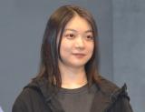 舞台『染、色』取材会に出席した三浦透子 (C)ORICON NewS inc.