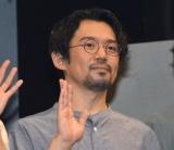 舞台『染、色』取材会に出席した岡田義徳 (C)ORICON NewS inc.