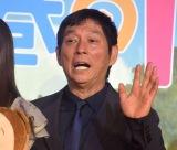劇場アニメ映画『漁港の肉子ちゃん』完成報告会に登壇した明石家さんま (C)ORICON NewS inc.