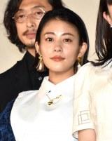 映画『明日の食卓』の初日舞台あいさつに登壇した高畑充希 (C)ORICON NewS inc.