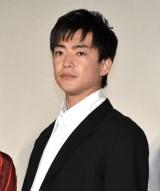 映画『明日の食卓』の初日舞台あいさつに登壇した大東駿介 (C)ORICON NewS inc.