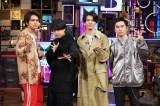 28日放送『MUSIC BLOOD』にDISH//が登場 (C)日本テレビ