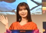 """Netflixの映画『アーミー・オブ・ザ・デッド』の""""愛しのゾンビ映画""""ファンイベントに参加した長濱ねる (C)ORICON NewS inc."""