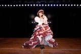 『AKB48峯岸みなみ卒業公演』を終え取材に応じた峯岸みなみ(C)AKB48
