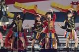 大島優子が峯岸みなみ卒コンで「ヘビロテ」踊る ファンも気づかないシークレット出演も