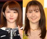 (左から)峯岸みなみ、大島優子 (C)ORICON NewS inc.