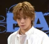ドラマ『REAL⇔FAKE 2nd Stage』の1話先行試写・完成披露トークイベントに参加した佐藤流司 (C)ORICON NewS inc.