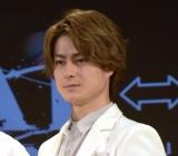 ドラマ『REAL⇔FAKE 2nd Stage』の1話先行試写・完成披露トークイベントに参加した松村龍之介 (C)ORICON NewS inc.