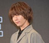 ドラマ『REAL⇔FAKE 2nd Stage』の1話先行試写・完成披露トークイベントに参加した笹森裕貴 (C)ORICON NewS inc.