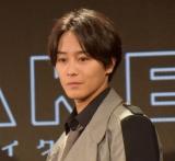 ドラマ『REAL⇔FAKE 2nd Stage』の1話先行試写・完成披露トークイベントに参加した猪野広樹 (C)ORICON NewS inc.