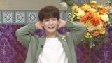 1日放送『踊る!さんま御殿!!』に出演するJO1・豆原一成 (C)日本テレビ