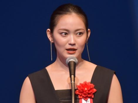 『瞽女 GOZE』で『第30回日本映画批評家大賞』新人女優賞を受賞した吉本実憂 (C)ORICON NewS inc.