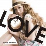 西野カナ1stアルバム『LOVE one.』(2009年)