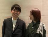 結婚を発表した(左から)内山拓也監督、萩原みのり(写真はインスタグラムより、事務所許諾済み)