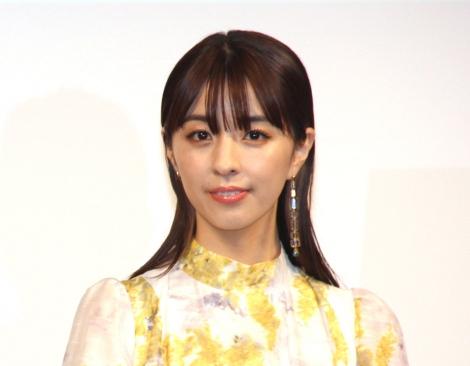 映画『ブルーヘブンを君に』公開直前イベントに登場した柳ゆり菜 (C)ORICON NewS inc.