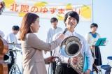 『おかえりモネ』で朝ドラ初出演を果たした高田彪我(C)NHK