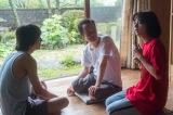 倉悠貴(左)とリリー・フランキー(中)を演出する池田エライザ『夏、至るころ』 DVD7月2日発売&同時レンタル開始(C)2020「夏、至るころ」製作委員会