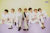"""BTS、恒例の""""家族写真""""公開 デビュー8周年記念「BTS FESTA」スタート"""