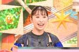 4日放送『クイズハッカー』に出演するももいろクローバーZ・玉井詩織 (C)日本テレビ