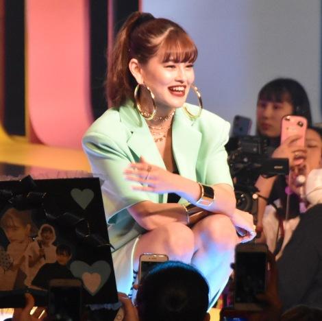 『ViVi Night in TOKYO2019 〜SPRING PARTY〜』に出演したemma (C)ORICON NewS inc.