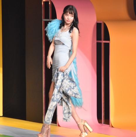 『ViVi Night in TOKYO2019 〜SPRING PARTY〜』に出演した八木アリサ (C)ORICON NewS inc.