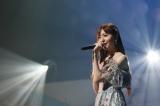 夜公演で卒業コンサートを開く森保まどか=『HKT48コンサート みんな 元気にしとった?』昼公演より(C)Mercury