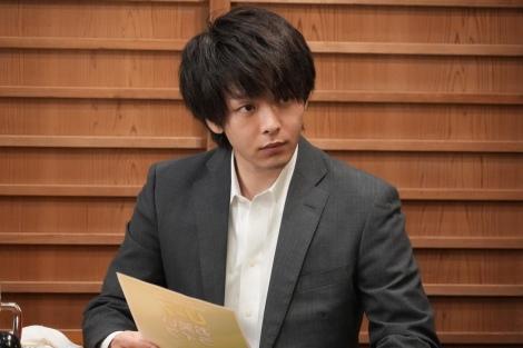 『コントが始まる』第8話に出演する中村倫也 (C)日本テレビ
