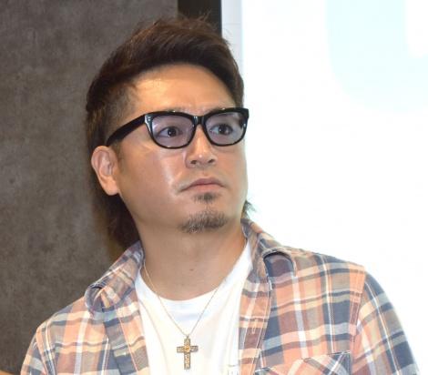 映画『グレーゾーン』の公開初日舞台あいさつに参加した仁科克基 (C)ORICON NewS inc.
