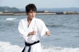 7月4日スタート『ボクの殺意が恋をした』クランクインを迎えた中川大志(C)読売テレビ
