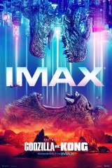 映画『ゴジラvsコング』仕切り直して7月2日に公開決定。IMAX劇場用日本版のポスター (C) 2021WARNER BROS. ENTERTAINMENT INC. & LEGENDARY PICTURES PRODUCTIONS LLC.