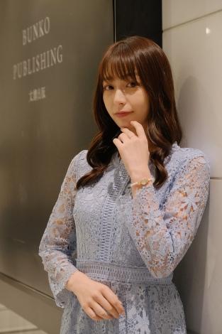 連続ドラマ『彼女はキレイだった』で女優デビューする宇垣美里(C)カンテレ