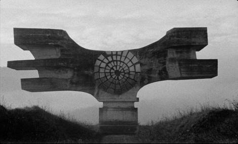 旧ユーゴスラビアに点在する戦争記念碑「スポメニック」=映画『最後にして最初の人類』7月23日より全国順次公開 (C)2020 Zik Zak Filmworks / Johann Johannsson