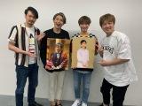 映画『スーパー戦闘 純烈ジャー』(9月10日公開)前川清と小林綾子の出演決定 (C)2021東映ビデオ
