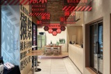 『エヴァ』葛城ミサトの部屋を完全再現 (C)カラー