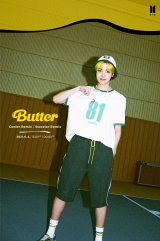 J-HOPE=「Butter」リミックス音源「Sweeter」と「Cooler」バージョンを発表したBTS photo by BIGHIT MUSIC