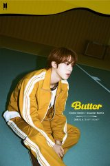 JIN=「Butter」リミックス音源「Sweeter」と「Cooler」バージョンを発表したBTS photo by BIGHIT MUSIC
