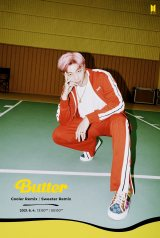 RM=「Butter」リミックス音源「Sweeter」と「Cooler」バージョンを発表したBTS photo by BIGHIT MUSIC