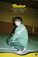 SUGA=「Butter」リミックス音源「Sweeter」と「Cooler」バージョンを発表したBTS photo by BIGHIT MUSIC
