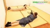 ソーシャルディスタンスを保った添い寝でお互いを撮りあう柏木由紀とアイナ・ジ・エンド