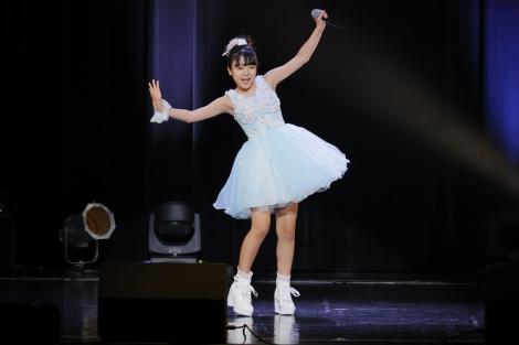 豫風瑠乃(『Hello! Project 研修生発表会2021 〜春の公開実力診断テスト〜』ベストパフォーマンス賞)