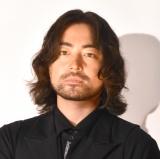 映画『はるヲうるひと』公開記念舞台あいさつに登壇した山田孝之 (C)ORICON NewS inc.