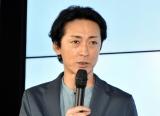 『Dクリニック』の新CM発表会に出席したナインティナイン・矢部浩之 (C)ORICON NewS inc.
