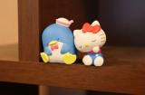『肩ズンFig. サンリオキャラクターズ』タキシードサムとキティ